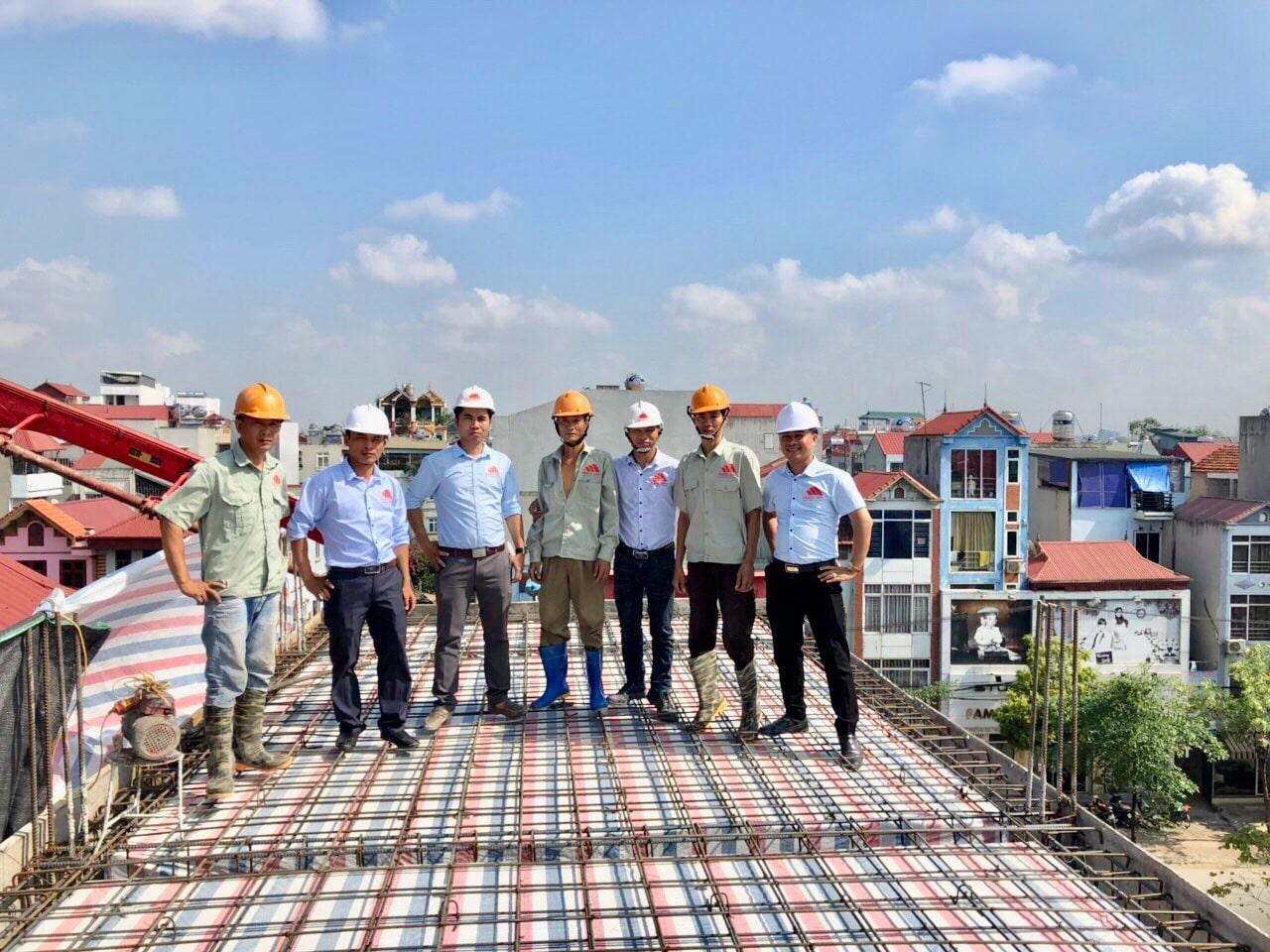 Dịch vụ xây nhà trọn gói tại hà nội năm 2019