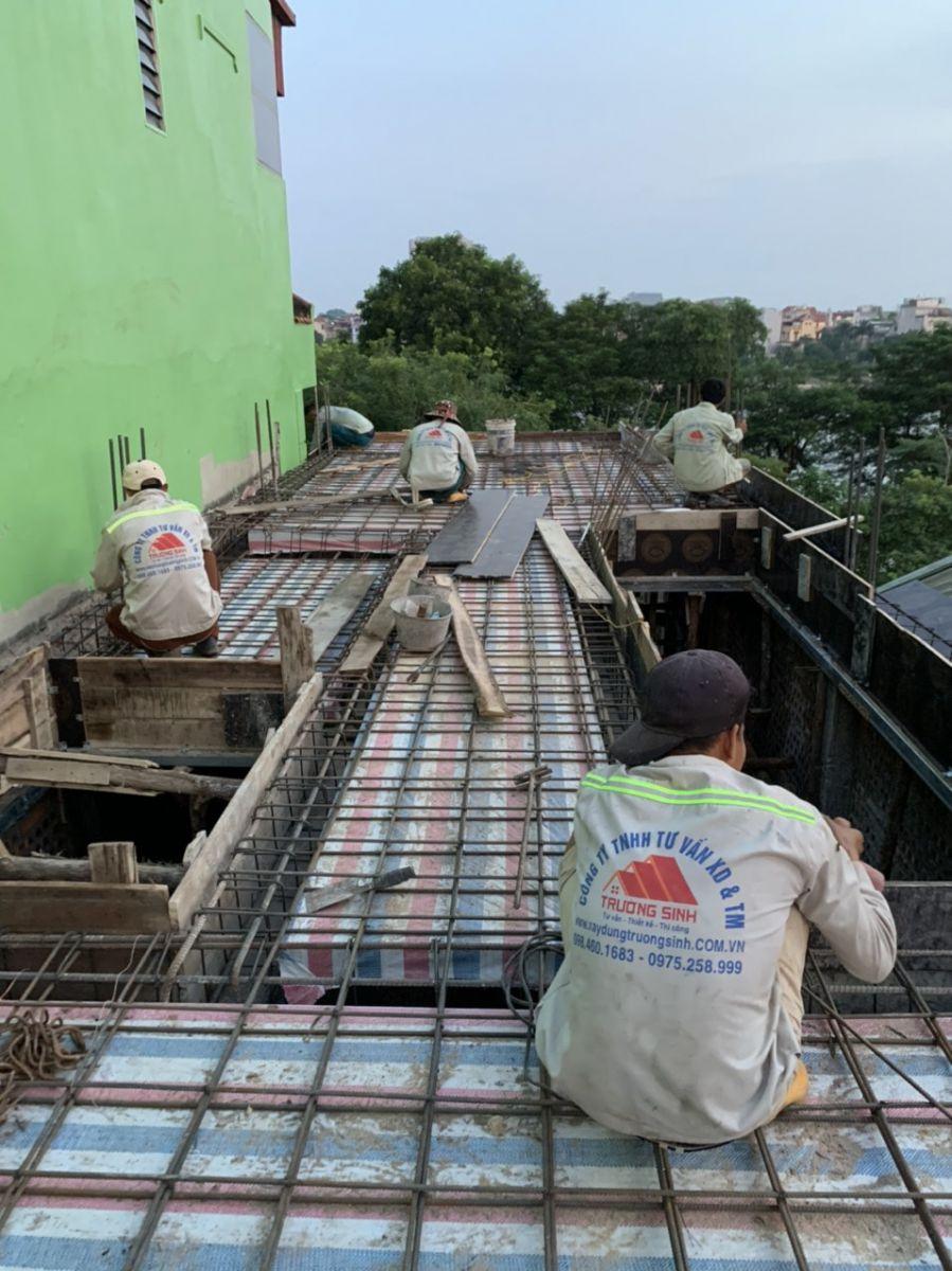 Siêu dự án sửa nhà trọn gói cho nhà anh Hưng tại quận Hoàng Mai, HN-10