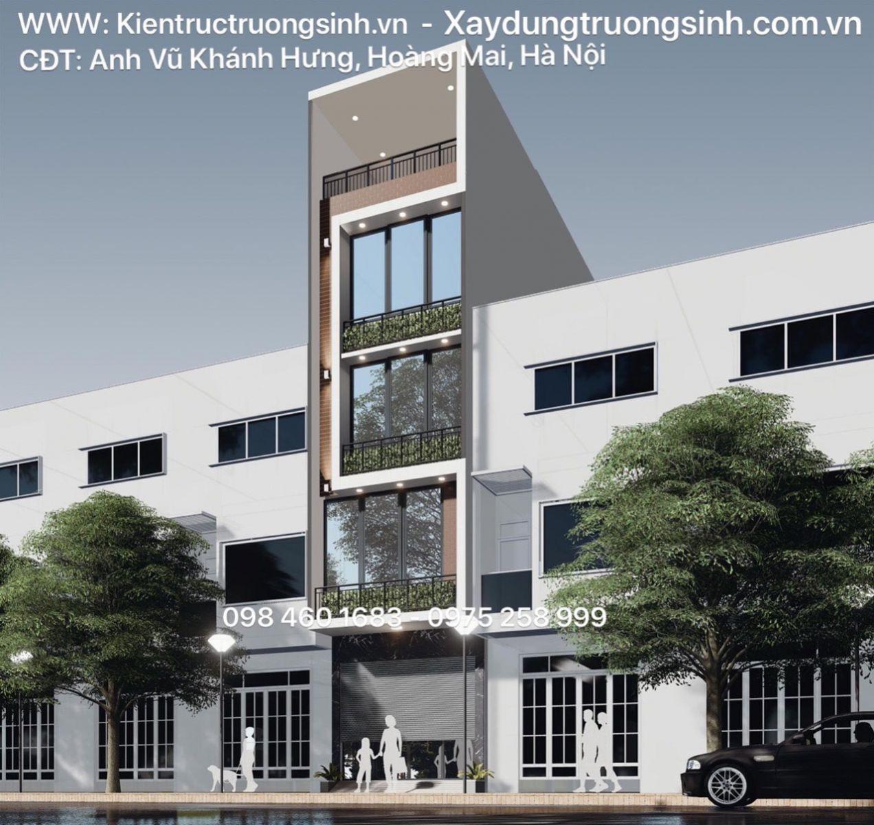 Siêu dự án sửa nhà trọn gói cho nhà anh Hưng tại quận Hoàng Mai, HN-3