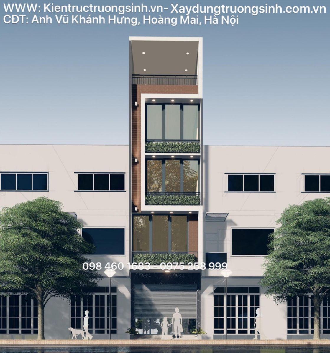 Siêu dự án sửa nhà trọn gói cho nhà anh Hưng tại quận Hoàng Mai, HN-2