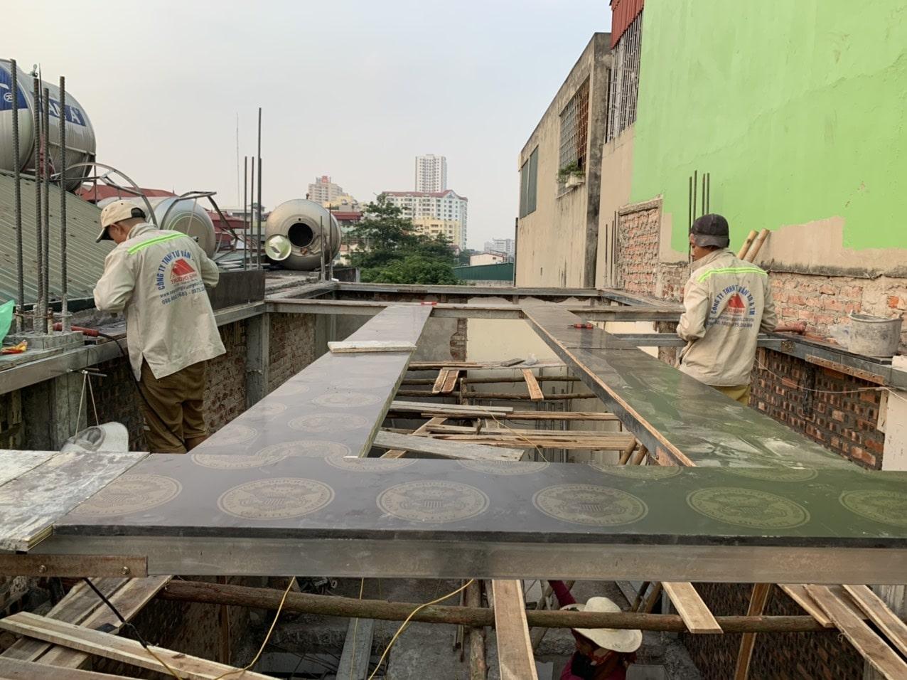 Siêu dự án sửa nhà trọn gói cho nhà anh Hưng tại quận Hoàng Mai, HN-9