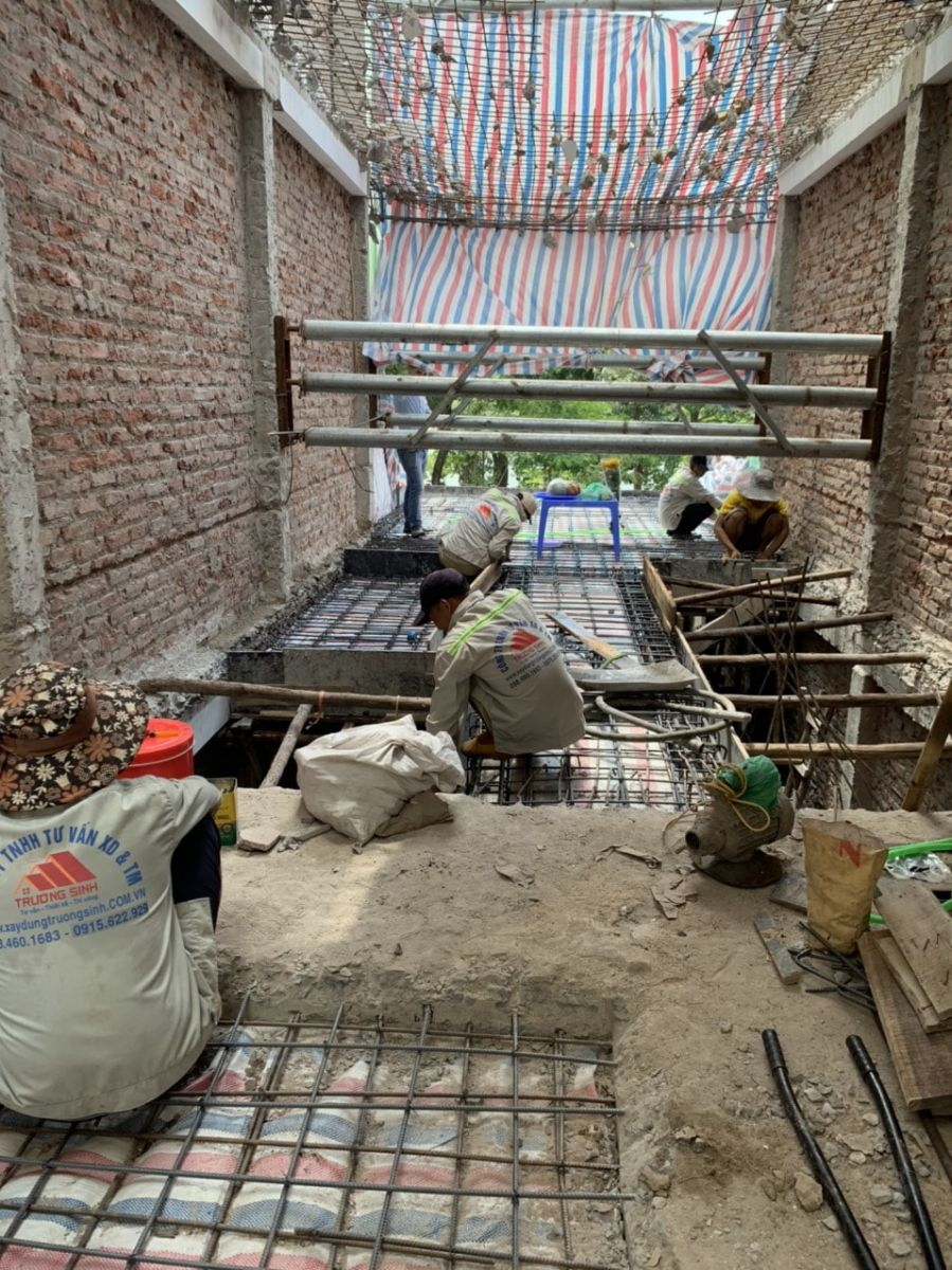 Siêu dự án sửa nhà trọn gói cho nhà anh Hưng tại quận Hoàng Mai, HN-7