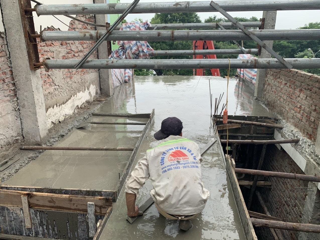 Siêu dự án sửa nhà trọn gói cho nhà anh Hưng tại quận Hoàng Mai, HN-8