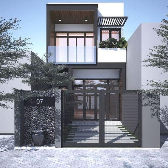 Bảng báo giá thiết kế xây nhà trọn gói tại Thái Bình -4