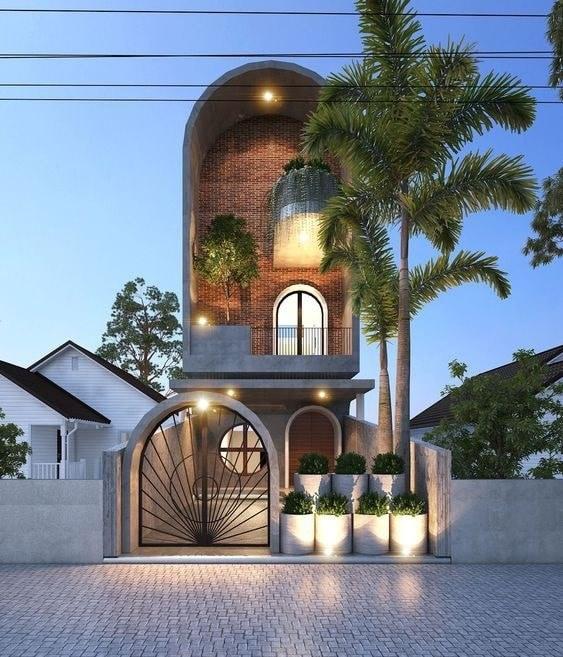 Bảng báo giá thiết kế xây nhà trọn gói tại Thái Bình -5