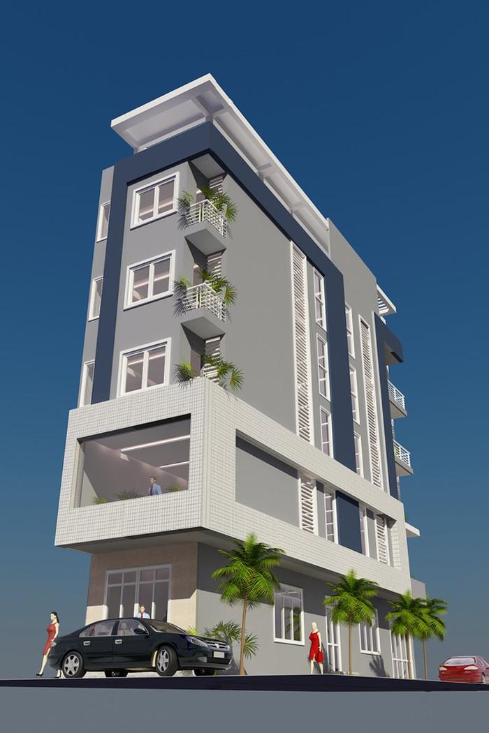 Bảng báo giá thiết kế xây nhà trọn gói tại Thái Bình -7
