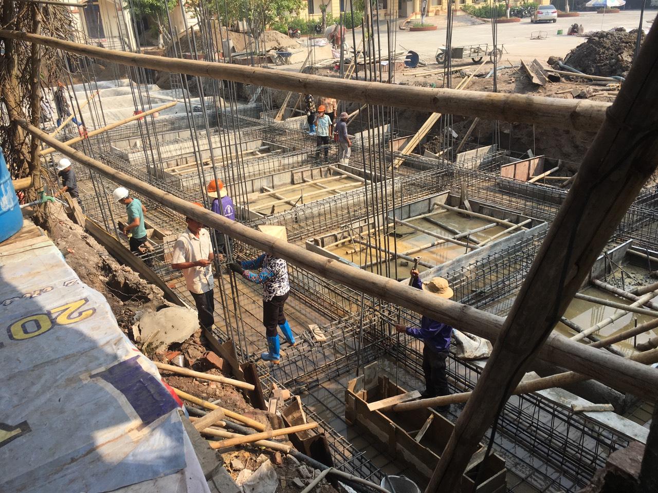 báo giá xây nhà trọn gói quận Cầu Giấy, Hà Nội