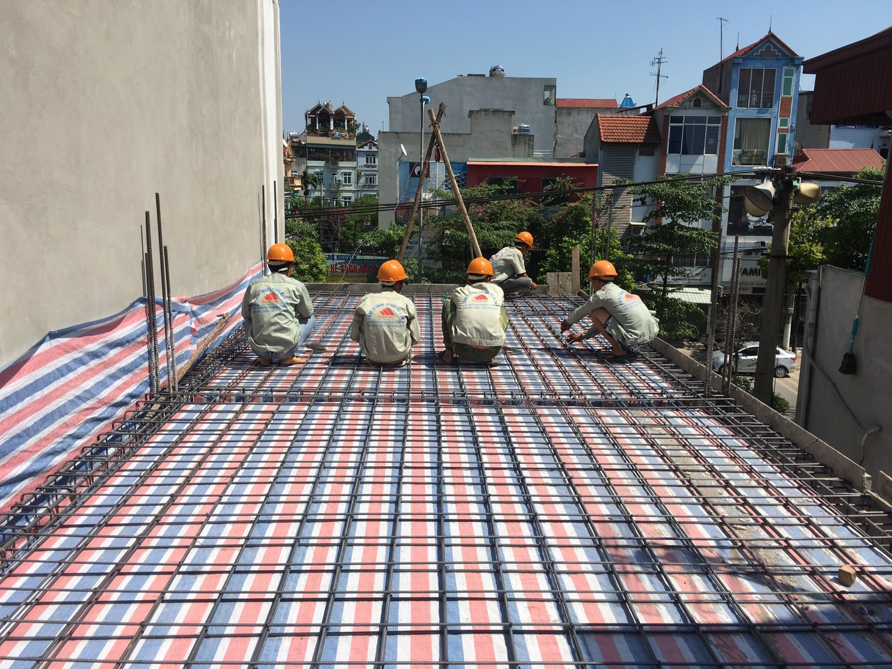 báo giá xây nhà trọn gói quận Cầu Giấy, Hà Nội 5