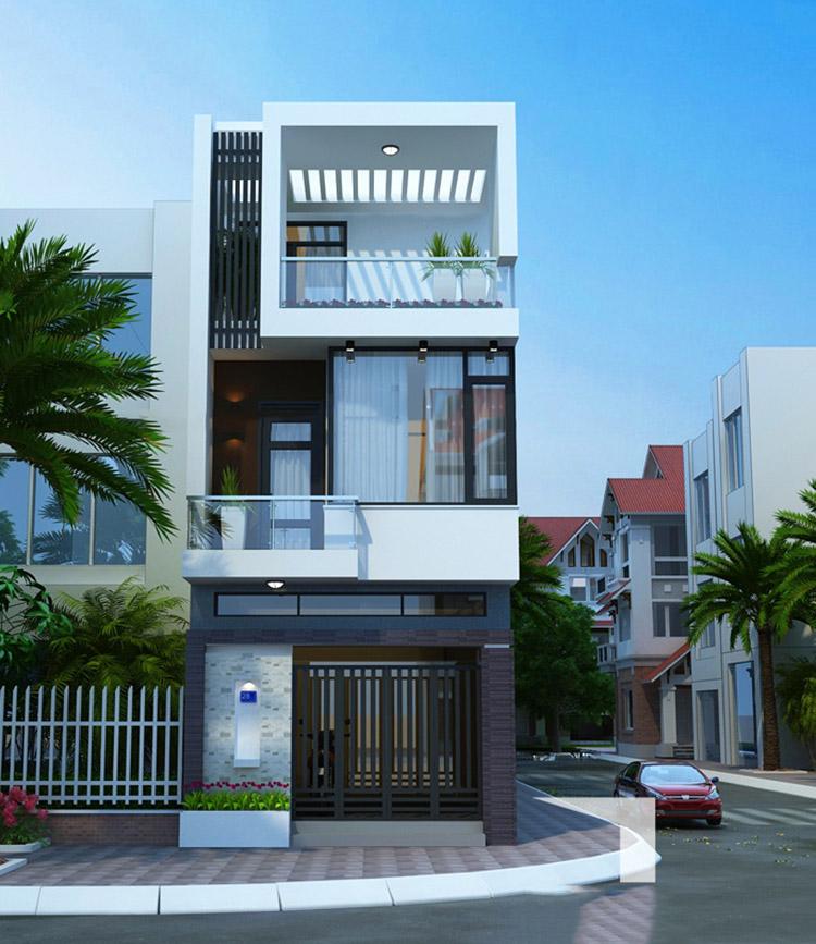 Báo giá xây nhà trọn gói năm 2020 tại quận Thanh Xuân, Hà Nội-5