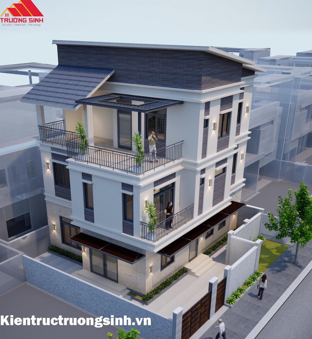 Thiết kế, báo giá xây nhà trọn gói tại hà nội năm 2020