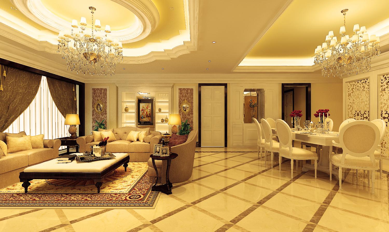 Thiết kế nội thất biệt thự Hà Đô phong cách tân cổ điển-1