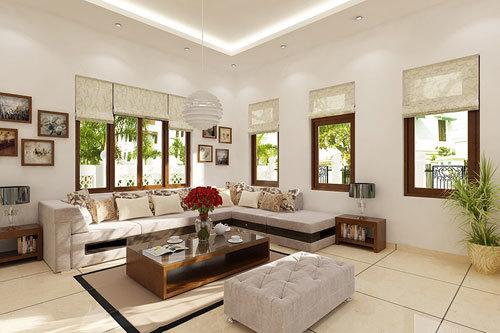 Trang trí nội thất cho không gian nhà ấn tượng-phòng khách