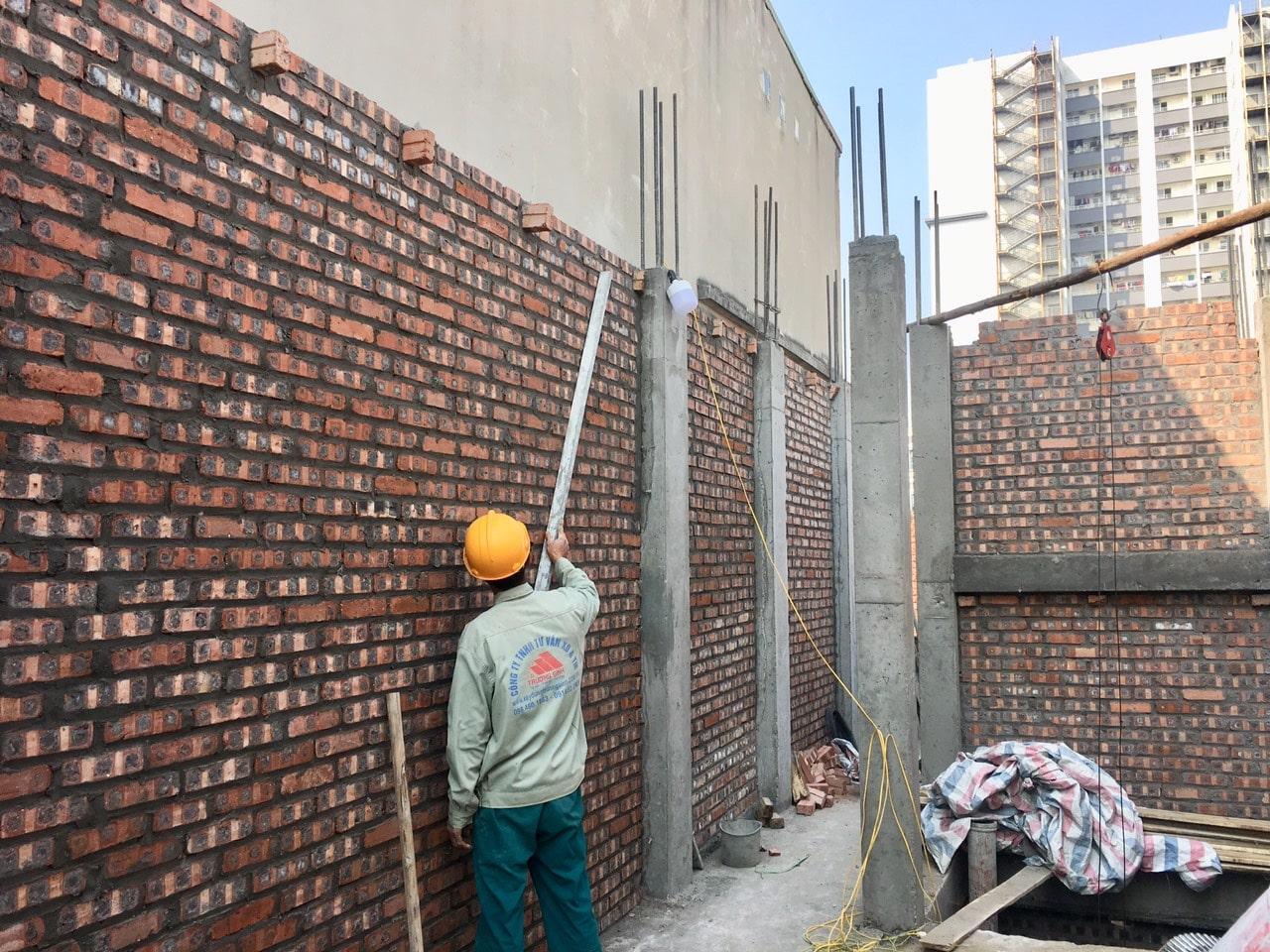 Siêu dự án thiết kế xây nhà trọn gói, sửa nhà trọn gói 5,5 tầng [CĐT chú Hoàng] tại Đống Đa-HN