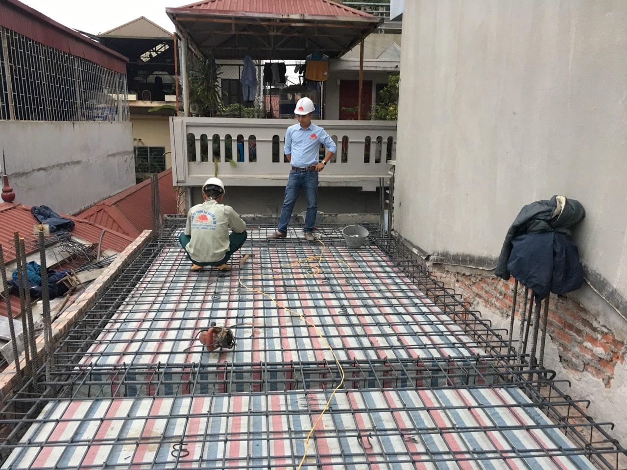 Siêu dự án thiết kế xây nhà trọn gói, sửa nhà trọn gói 5,5 tầng [CĐT chú Hoàng] tại Đống Đa-HN-21