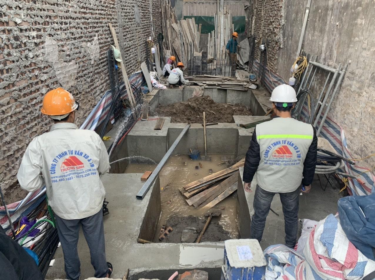 Dự án xây nhà trọn gói cho bác phương tại Định công, Hoàng Mai, Hà Nội-12