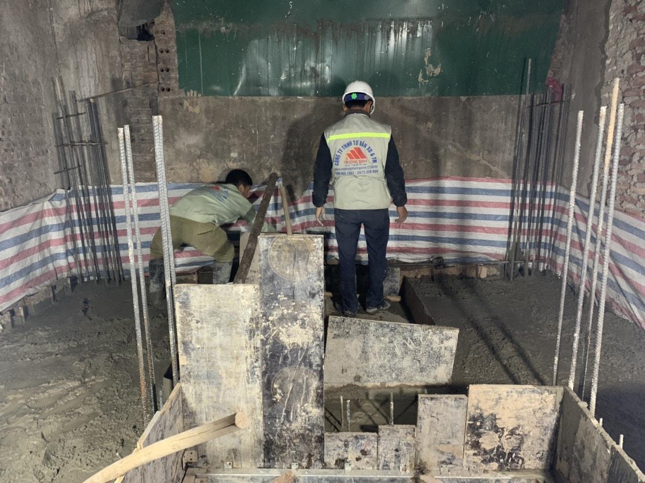Dự án xây nhà trọn gói cho bác phương tại Định công, Hoàng Mai, Hà Nội-10