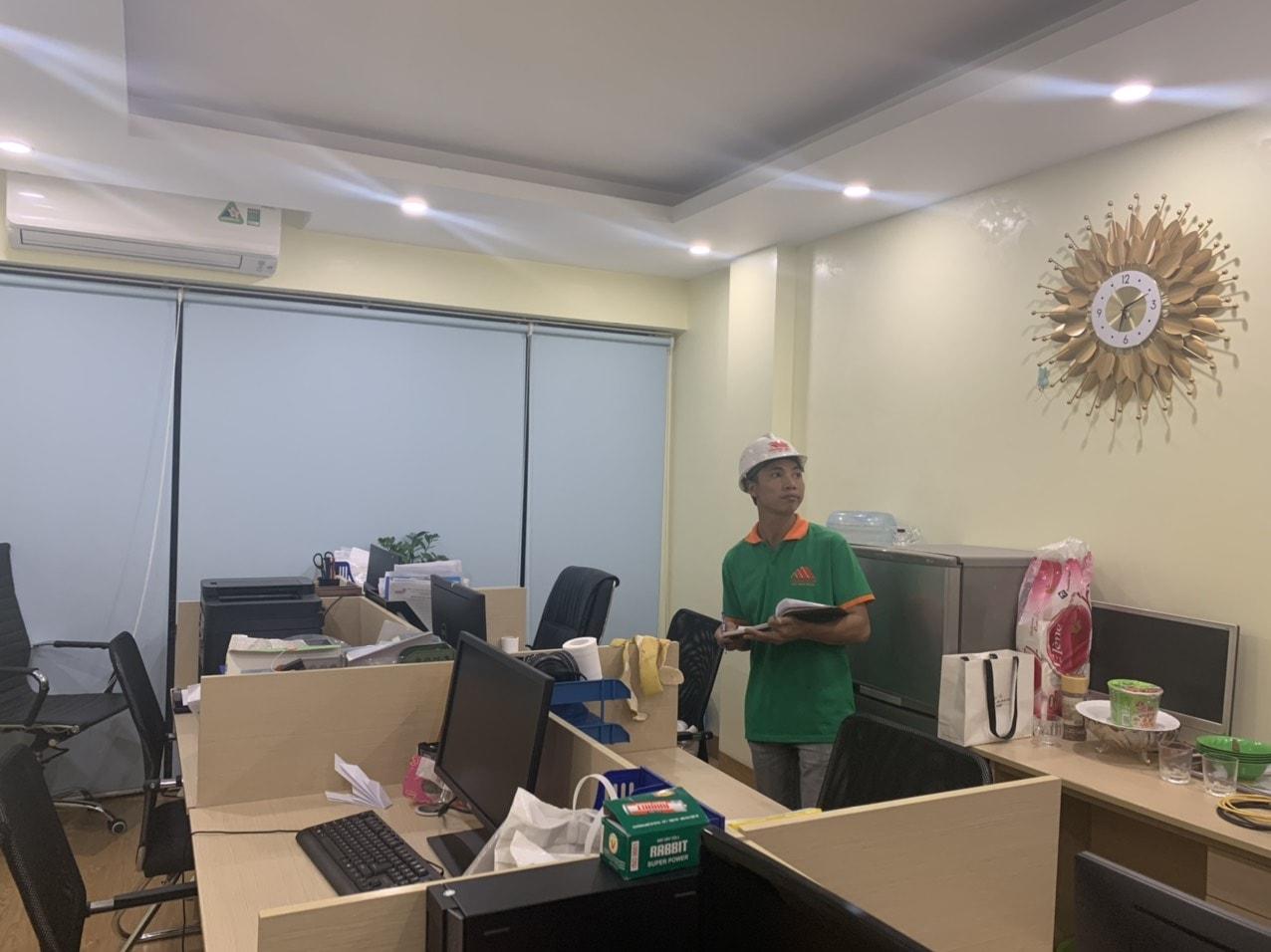 Dự án xây nhà trọn gói cho bác phương tại Định công, Hoàng Mai, Hà Nội-1