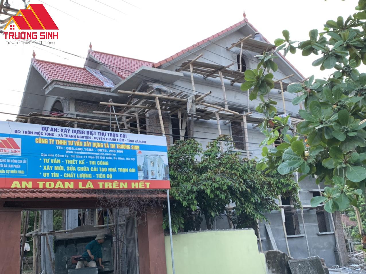 Dịch vụ xây nhà trọn gói tại Hải Phòng - Chuyên nghiệp uy tín nhất