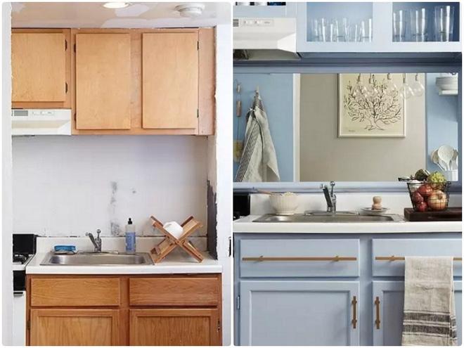 Trang trí nội thất phòng bếp tiện nghi